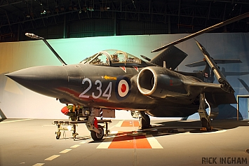 Blackburn Buccaneer S2B - XV333 - Royal Navy