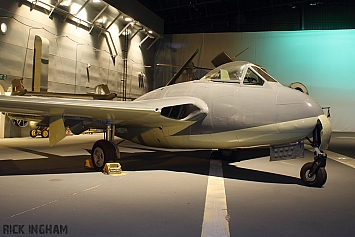 de Havilland Sea Vampire F1 - LZ551 - Royal Navy