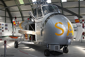 Westland Whirlwind - ZD.1B-22 - Spanish Air Force