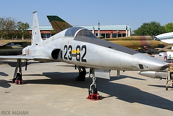 Northrop RF-5A Freedom Fighter - 23-62 - Spanish Air Force
