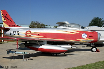 North American F-86F Sabre - C.5-223/1-175 - Spanish Air Force