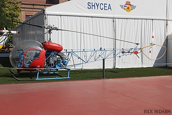 Bell 47 - HE.7B-16/782-6 - Spanish Air Force