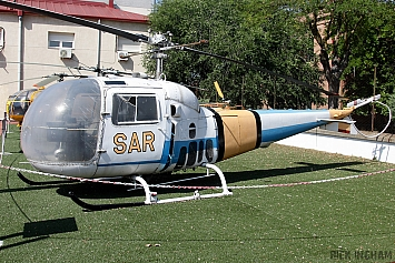 Bell 47 - HD.11-1 - Spanish Air Force