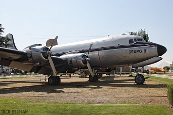 Douglas C-54A Skymaster - T.4-10/911-10 - Spanish Air Force