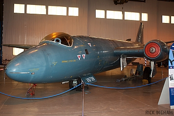 English Electric Canberra T4 - VN799 - RAF