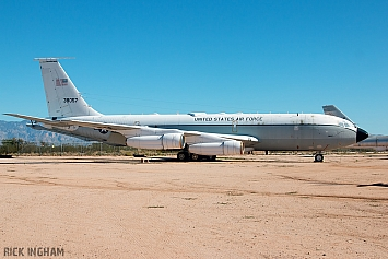Boeing EC-135J Nightwatch - 63-8057 - USAF