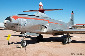Lockheed P-80B Shooting Star - 45-8612 - USAF