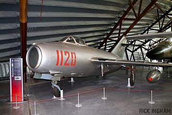 Mikoyan-Gurevich MiG-15/Lim-2 - 01120 - Polish Air Force