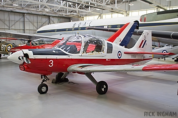 Scottish Aviation Bulldog T1 - XX654 - RAF
