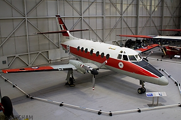 Scottish Aviation Jetstream T1 - XX496 - RAF