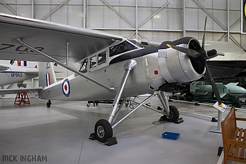 Scottish Aviation Pioneer CC1 - XL703 - RAF