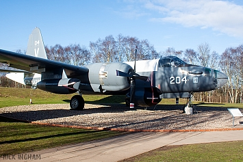 Lockheed SP-2H Neptune - 204 - Netherlands Navy