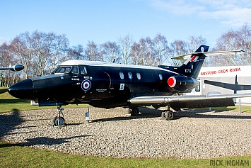 Hawker Siddeley Dominie T1 - XS709/M - RAF