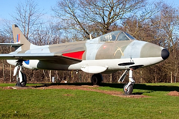 Hawker Hunter F6A - XG225 - RAF