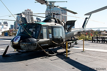 Bell UH-1B Iroquois - 60-3614 - US Navy