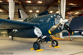 Grumman F-4F Wildcat - 86564 - US Navy