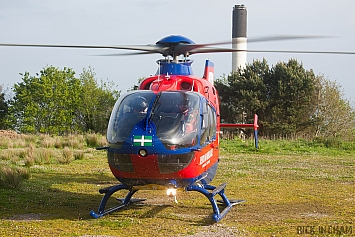 Eurocopter EC135 P2 - G-DAAN - Devon Air Ambulance