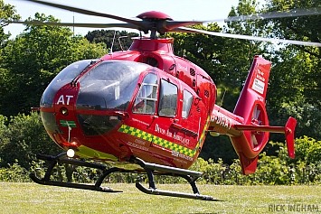 Eurocopter EC135 T2 - G-DAAT - Devon Air Ambulance