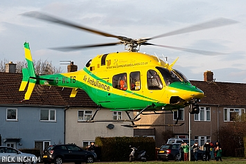 G-WLTS - Wiltshire Air Ambulance