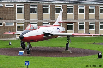 Hawker Hunter F6 - XF527 - RAF