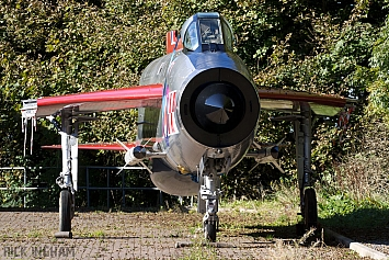 English Electric Lightning F1A - XM173 - RAF