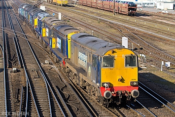 Class 20  - 20304 - 20303 - 20302 - 20301 + Class 37 - 37409 - 37607 + Class 47 - 47828 - Direct Rail Services