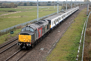 Class 37 - 37800 - Rail Operations Group