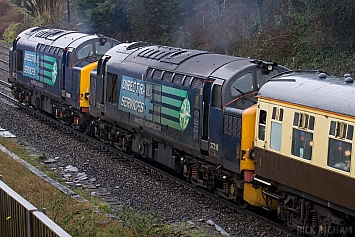 Class 37 - 37218 - Direct Rail Services