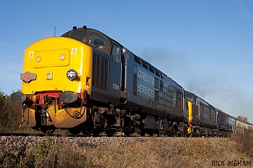 Class 37 - 37261 + 37405 - Direct Rail Services