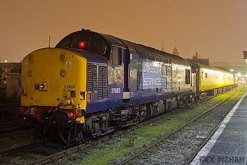 Class 37 - 37603 - Direct Rail Services