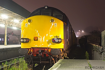 Class 37 - 37607 - Direct Rail Services