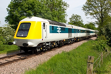 Class 41 HST Prototype - 41001 - 125 Group