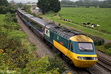 Class 43 HST - 43002 - Great Western Railway