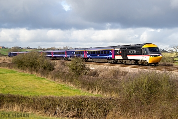 Class 43 HST - 43185 - Great Western Railway