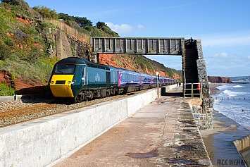 Class 43 HST - 43016 - Great Western Railway
