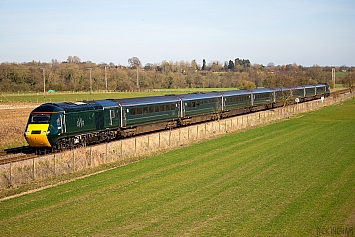 Class 43 HST - 43194 - Great Western Railway