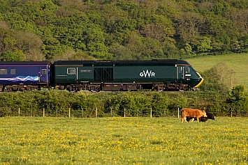 Class 43 HST - 43198 - Great Western Railway