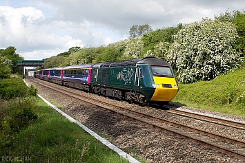 Class 43 HST - 43188 - Great Western Railway