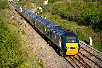 Class 43 HST - 43187 - Great Western Railway
