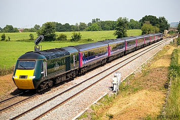 Class 43 HST - 43093 - Great Western Railway (GWR)