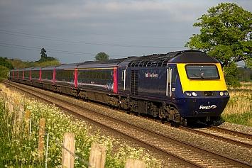 Class 43 HST - 43071 - Great Western Railway