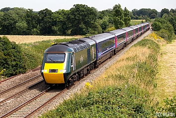 Class 43 HST - 43093 - Great Western Railway