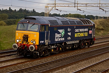 Class 57 - 57307 - Direct Rail Services