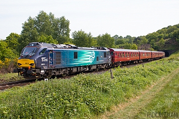 Class 88 - 88010 - Direct Rail Services