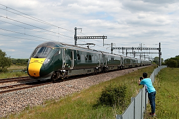 Class 800 IEP - 800012 - Great Western Railway