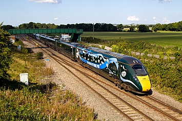 Class 802 IEP - 802020 - Great Western Railway
