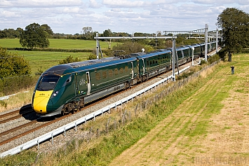 Class 800 IEP - 800312 - Great Western Railway