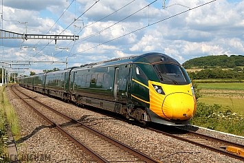 Class 800 IEP - 800321 - Great Western Railway