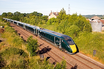 Class 800 IEP - 800022 - Great Western Railway