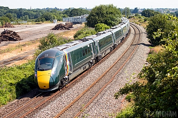 Class 800 IEP - 800008 - Great Western Railway